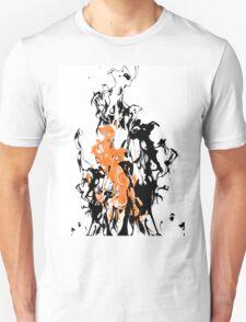 Fire Print T-Shirt