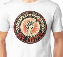 Der Stripen Unisex T-Shirt