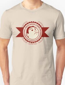 The National Association of Beer Snobbery Unisex T-Shirt