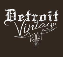 Detroit Vintage by Joey Finz