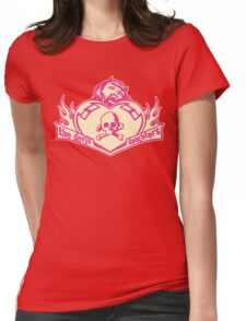 Devil's Daughters Womens Fitted T-Shirt