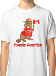 Proudly Canadian Classic T-Shirt
