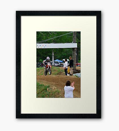 Skowhegan 5/29/11 #54 Framed Print