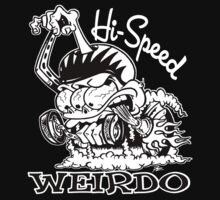 Hi Speed Weirdo by Joey Finz