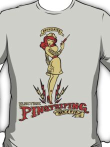 Painless Electric Pinstriping T-Shirt