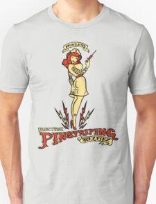 Painless Electric Pinstriping T-Shirt