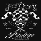Pinstriping Parlor Since 1976 by Joey Finz