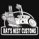 Rat's Nest Customs by Joey Finz