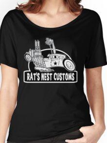 Rat's Nest Customs Women's Relaxed Fit T-Shirt