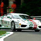 Flying Ferrari by andyw