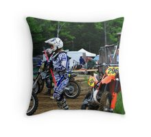 Skowhegan 5/29/11 #61 Throw Pillow