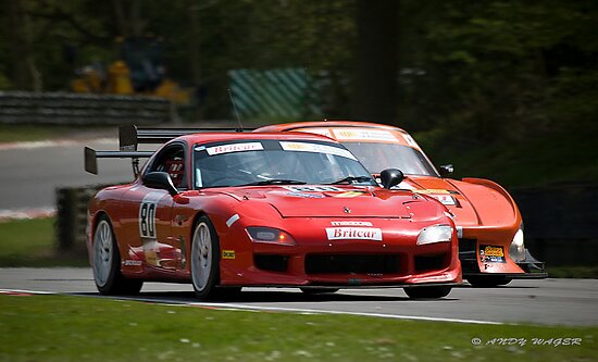 Britcar Racing by andyw