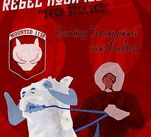 Rebel Mounted Corps by InsertTitleHere
