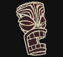 Tiki T-Shirt by Macula