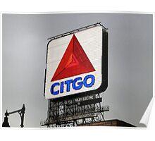 Citgo Sign Poster