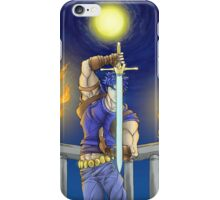 JoJo's Bizarre Adventure: Jonathan Joestar iPhone Case/Skin