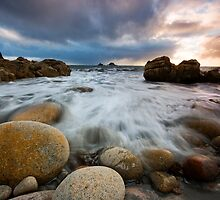 Cornwall : Turning Tides by Angie Latham