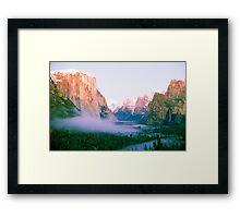 SPIRIT OF PLACE Framed Print
