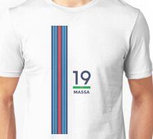 F1 2015 - #19 Massa [simple version] Unisex T-Shirt