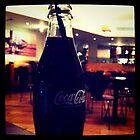 Coke from a glass bottle... by lilnicki4