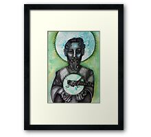 The Locust Framed Print