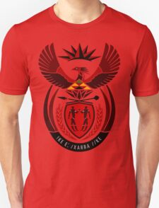 South African Coat of Arms T-Shirt