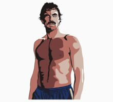 Tom Selleck - The Sexiest Man by PosterChild
