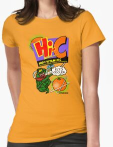 Ecto Cooler V2 Womens Fitted T-Shirt