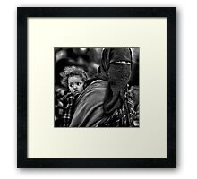 But it don't matter. Framed Print