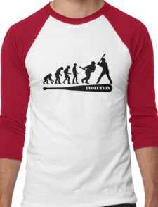 Baseball Evolution Men's Baseball ¾ T-Shirt