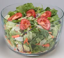 salad by atlasphoto