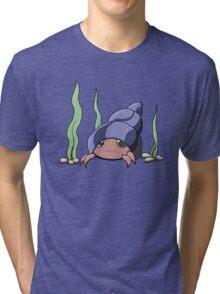 Cute hermit crab Tri-blend T-Shirt