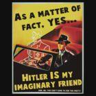 Imaginary Hitler by Apocalyptopia