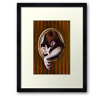 I Want Out! - Trophy Wall Redhead Framed Print