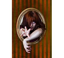 I Want Out! - Trophy Wall Redhead Photographic Print