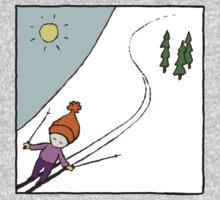 Ski Fun One Piece - Long Sleeve