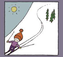Ski Fun Kids Tee