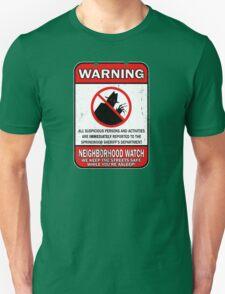 Elm Street Neighborhood Watch T-Shirt