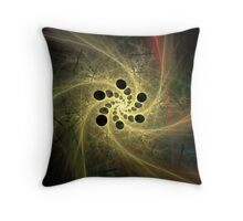 Lightshow Throw Pillow
