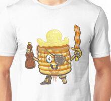 Pancake Pirate Unisex T-Shirt