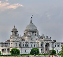 Victoria Memorial Hall, Calcutta, Kolkata by srijanrc