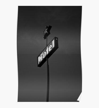 Motel in the Sky Poster