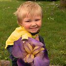 Flower Boy #2 by Lady  Dezine