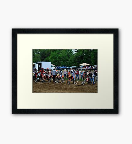 Skowhegan 5/29/11 #78 Framed Print
