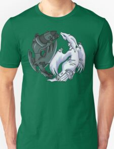 Pokemon YinYang- Reshiram and Zekrom T-Shirt