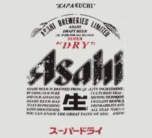 Asahi Beer by adamcampen