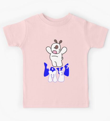 The Best Dog in the World Kids Tee