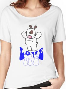 The Best Dog in the World Women's Relaxed Fit T-Shirt