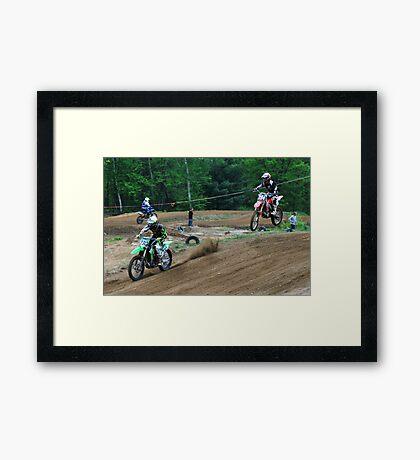 Skowhegan 5/29/11 #87 Framed Print