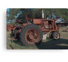 Old Faithful - HDR Canvas Print